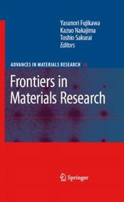 Fujikawa, Yasunori - Frontiers in Materials Research, ebook