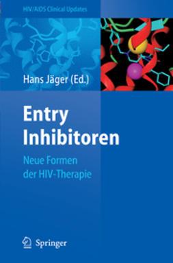 Jäger, Hans - Entry Inhibitoren, ebook