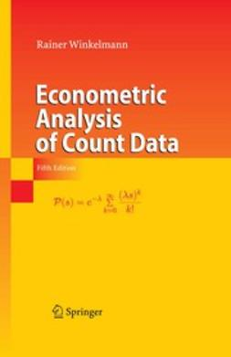 Winkelmann, Rainer - Econometric Analysis of Count Data, ebook