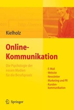 Kielholz, Annette - Online-Kommunikation, e-kirja