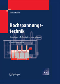 Küchler, Andreas - Hochspannungstechnik, ebook