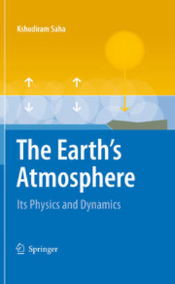 Saha, Kshudiram - The Earth's Atmosphere, ebook