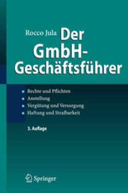 Jula, Rocco - Der GmbH-Geschäftsführer, ebook