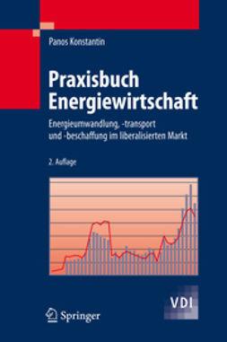 Konstantin, Panos - Praxisbuch Energiewirtschaft, ebook