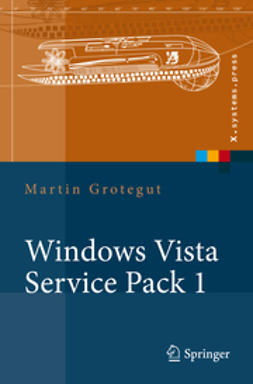 Grotegut, Martin - Windows Vista Service Pack 1, ebook