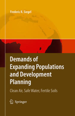 Siegel, Frederic R. - Demands of Expanding Populations and Development Planning, ebook