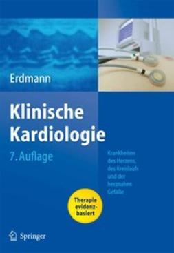 Erdmann, Erland - Klinische Kardiologie, ebook