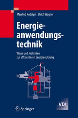 Rudolph, Manfred - Energieanwendungstechnik, ebook