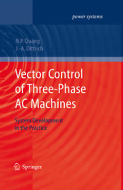Dittrich, Jörg-Andreas - Vector Control of Three-Phase AC Machines, ebook