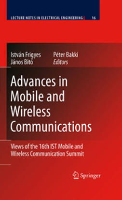 Bakki, Péter - Advances in Mobile and Wireless Communications, e-bok