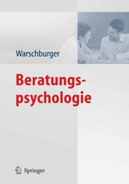 Warschburger, Petra - Beratungspsychologie, ebook