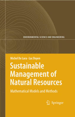 Doyen, Luc - Sustainable Management of Natural Resources, ebook