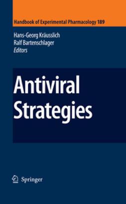 Bartenschlager, Ralf - Antiviral Strategies, ebook