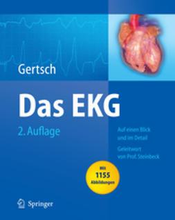 Gertsch, Marc - Das EKG, ebook