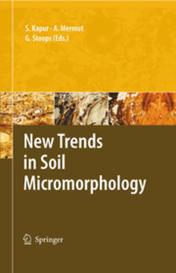 Kapur, Selim - New Trends in Soil Micromorphology, ebook