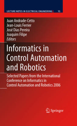Cetto, Juan Andrade - Informatics in Control Automation and Robotics, e-bok