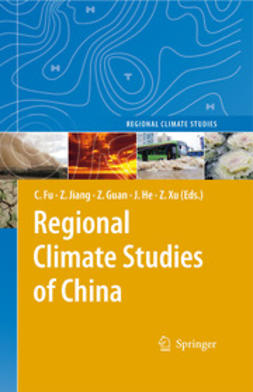 Fu, Congbin - Regional Climate Studies of China, ebook