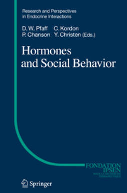 Chanson, Philippe - Hormones and Social Behaviour, e-kirja