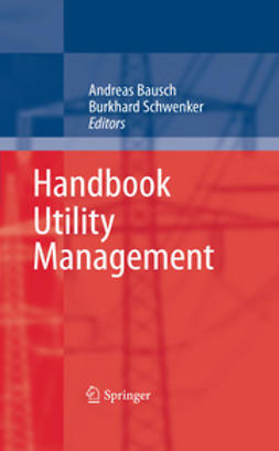 Bausch, Andreas - Handbook Utility Management, ebook