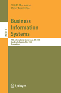 Abramowicz, Witold - Business Information Systems, ebook
