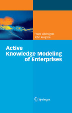 Krogstie, John - Active Knowledge Modeling of Enterprises, ebook