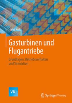 Rick, Hans - Gasturbinen und Flugantriebe, ebook