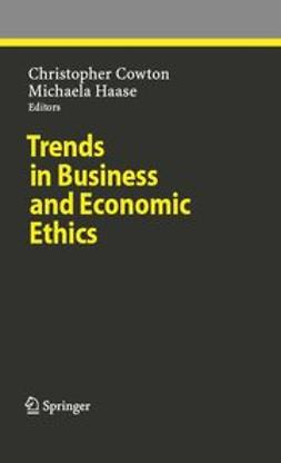 Cowton, Christopher - Trends in Business and Economic Ethics, ebook