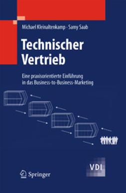 Kleinaltenkamp, Michael - Technischer Vertrieb, ebook