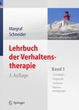 Margraf, Jürgen - Lehrbuch der Verhaltenstherapie, ebook