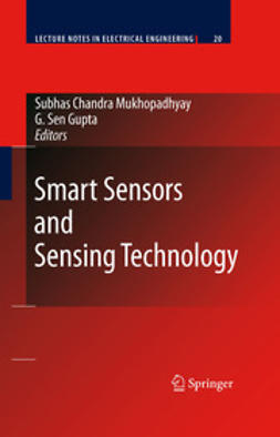 Gupta, Gourab Sen - Smart Sensors and Sensing Technology, ebook