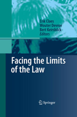 Keirsbilck, Bert - Facing the Limits of the Law, ebook