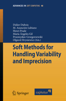 Dubois, Didier - Soft Methods for Handling Variability and Imprecision, ebook