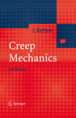 Betten, Josef - Creep Mechanics, ebook