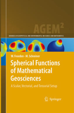 Freeden, Willi - Spherical Functions of Mathematical Geosciences, ebook