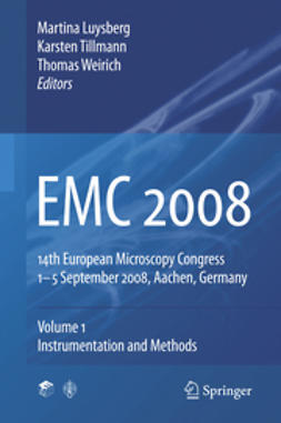 Luysberg, Martina - EMC 2008 14th European Microscopy Congress 1–5 September 2008, Aachen, Germany, ebook