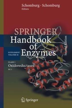 Schomburg, Dietmar - Class 1 · Oxidoreductases, ebook