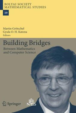 Grötschel, Martin - Building Bridges, ebook
