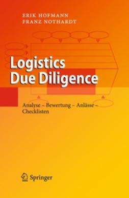 Nothardt, Franz - Logistics Due Diligence, e-kirja
