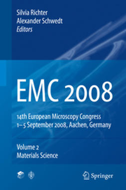 Richter, Silvia - EMC 2008 14th European Microscopy Congress 1–5 September 2008, Aachen, Germany, ebook