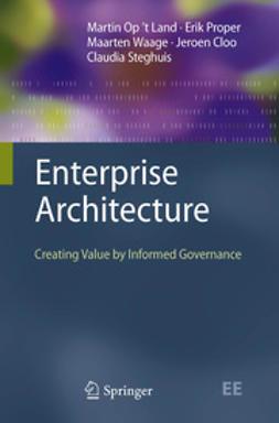 Cloo, Jeroen - Enterprise Architecture, e-kirja