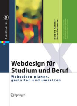Hammer, Norbert - Webdesign für Studium und Beruf, ebook