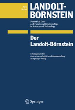 Madelung, O. - Der Landolt-Börnstein, ebook