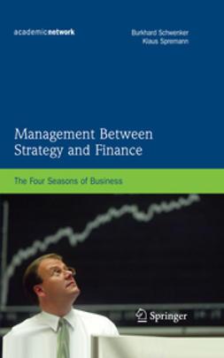 Schwenker, Burkhard - Management Between Strategy and Finance, e-kirja