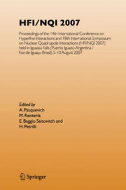 Pasquevich, A. - HFI/NQI 2007, ebook