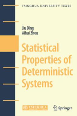Ding, Jiu - Statistical Properties of Deterministic Systems, ebook