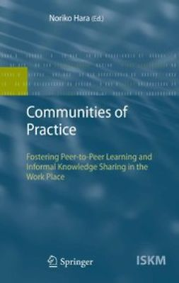 Hara, Noriko - Communities of Practice, ebook