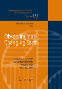 Sideris, Michael G - Observing our Changing Earth, e-kirja