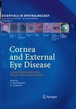 Reinhard, Thomas - Cornea and External Eye Disease, ebook