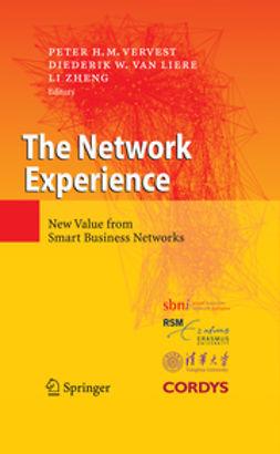 Liere, Diederik W. - The Network Experience, ebook