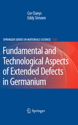 Claeys, Cor - Extended Defects in Germanium, ebook